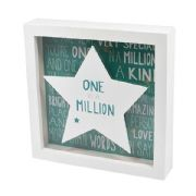 Messages of Love One In A Million Light Up Frame